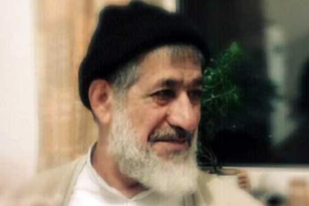 آیت الله محمود امجد