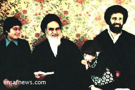 emam khomeini hasan