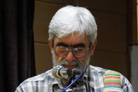 ناصر آملی - فعال سیاسی اصلاح طلب در مشهد
