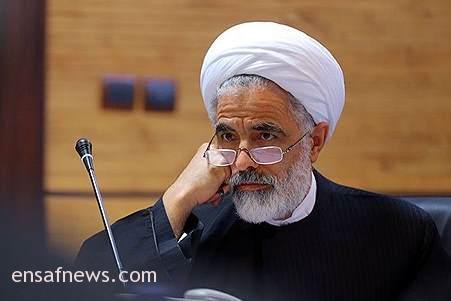 مجید انصاری معاون حقوقی حسن روحانی