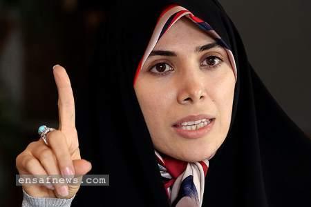 فاطمه حسینی دختر صفدر حسینی