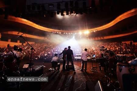کنسرت موسیقی