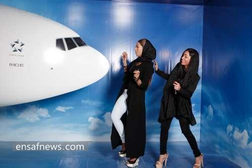 زن تایلندی دختر تایلندی تای ایرویز اخبار تهران