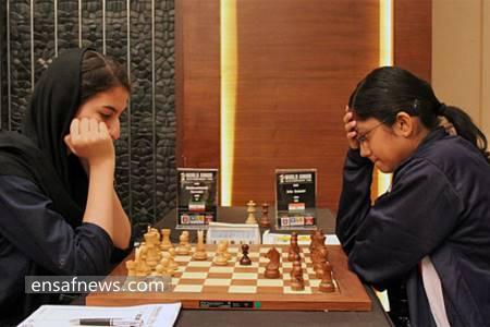 سارا خادم الشریعه شطرنج باز ایرانی