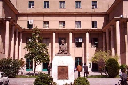 دانشکده ادبیات دانشگاه تهران