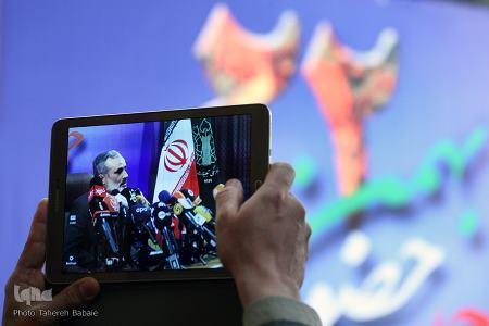 نشست خبری 22 بهمن - سازمان تبلیغات اسلامی