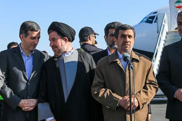 نامه تند سرگشاده معاون احمدی نژاد خطاب به او