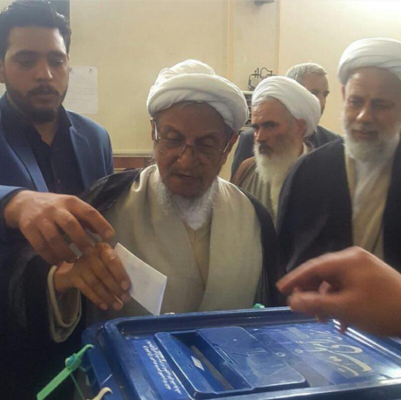 گزارش تصویری انتخابات