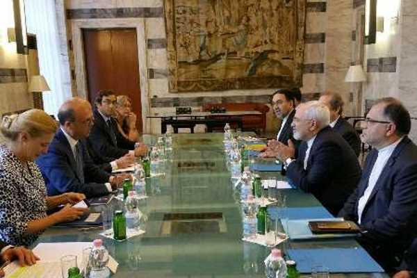 وزیر خارجه ایتالیا: برجام باعث ثبات است
