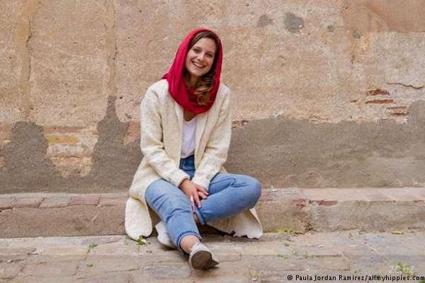 پردهبرداری یک زن آلمانی از اندرونیهای ناب ایرانی
