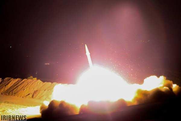 بازتاب بین المللی حمله موشکی ایرانی به سوریه