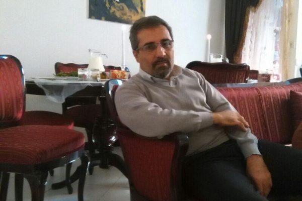 علیرضا هاشمی سنجانی