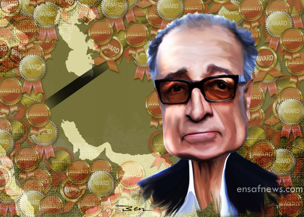 cartoon kiarostami 1