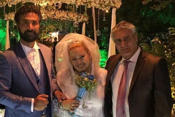 عکس | بهاره رهنما دوباره ازدواج کرد