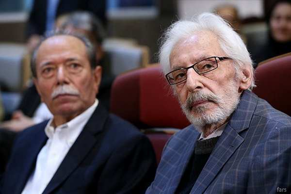 انتقاد جمشید مشایخی به عزت الله انتظامی آن موقع تنبک میزد جلوی ...