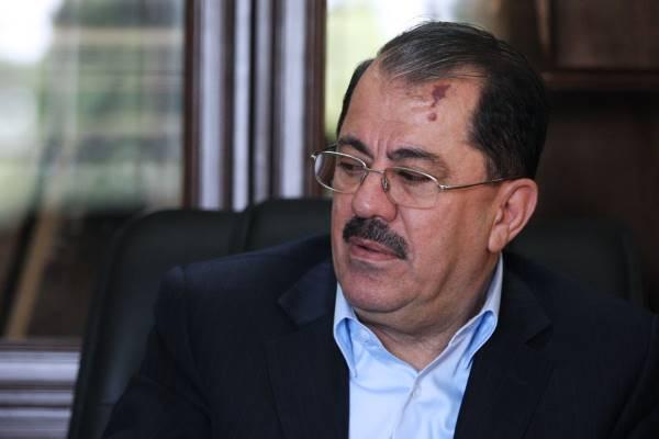 ناظم دباغ - نماینده اقلیم کردستان عراق در ایران