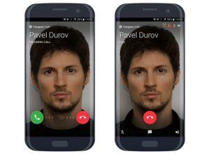 اختلال در تماس صوتی تلگرام
