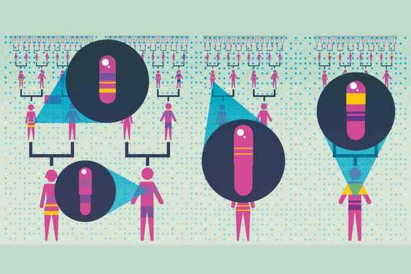 آیا داروها زنانه مردانه می شوند؟