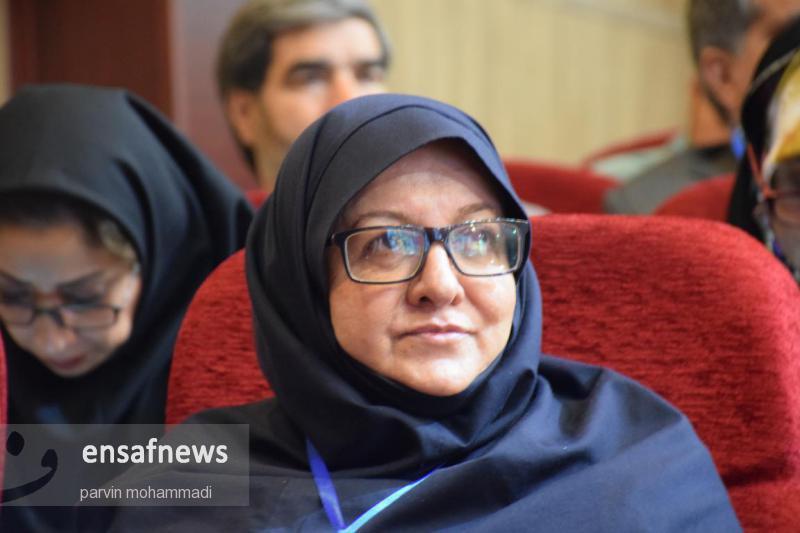 گزارش تصویری | فاطمه راکعی در سومین کنگره حزب اتحاد ملت