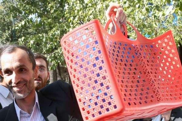 حمید بقایی معاون محمود احمدی نژاد
