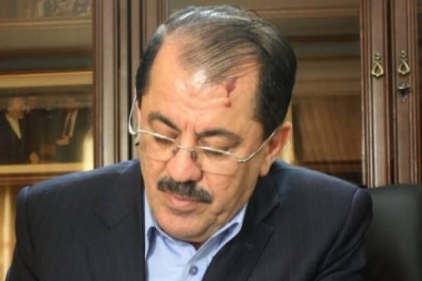 «ناظم دباغ» نمایندهی اقلیم کردستان در ایران