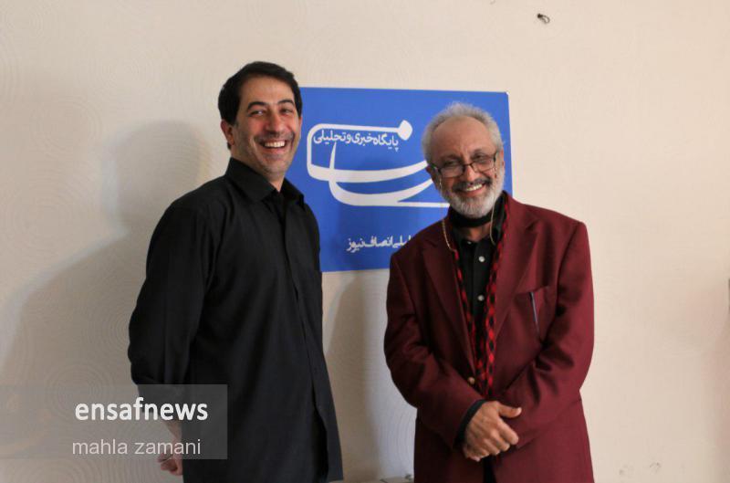 داریوش سجادی - علی اصغر شفیعیان