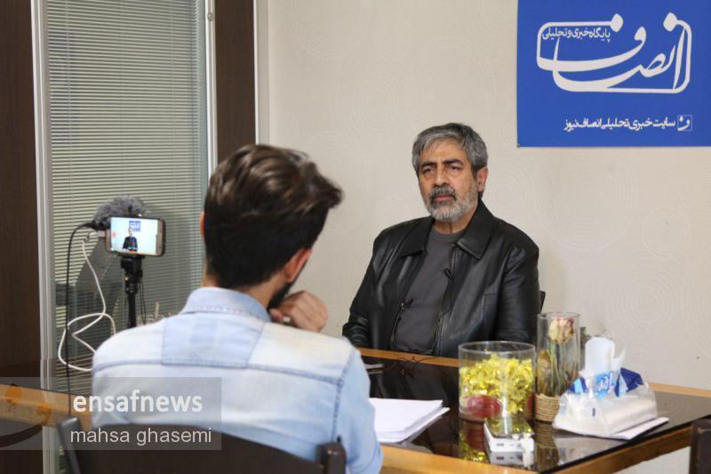 پیشخبر انتشار گفت و گوی تفصیلی «حسین زمان» با انصاف نیوز