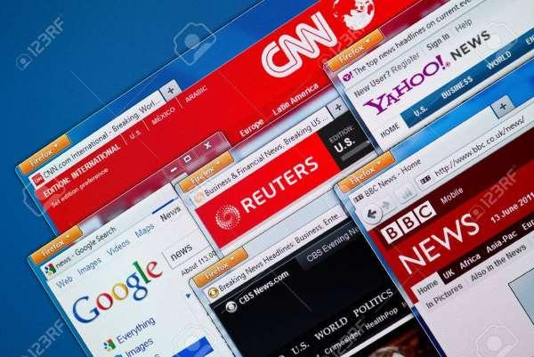 رسانه های خارجی
