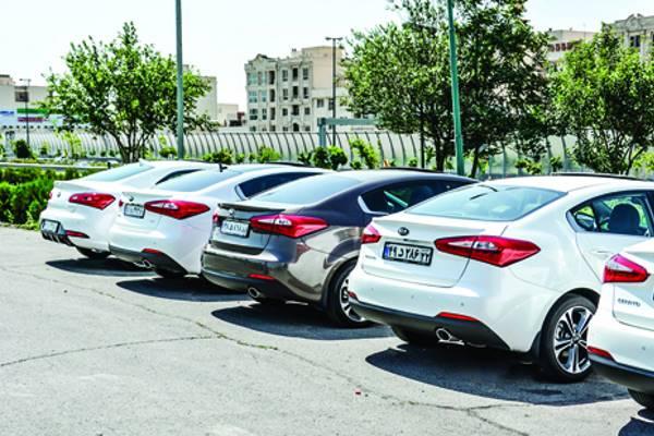 سوداگری بی ترمز در بازار خودرو
