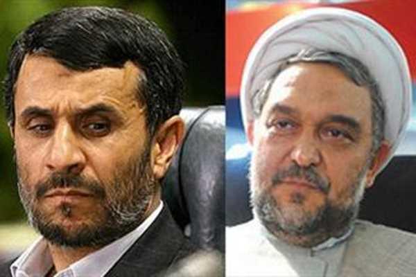 عباس امیری فر - محمود احمدی نژاد