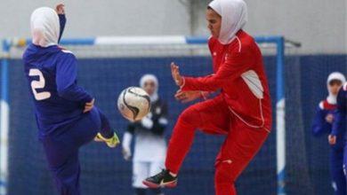 امیدواری تیم فوتسال زنان نفت طلاییه به آینده