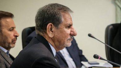اسحاق جهانگیری - محمود واعظی