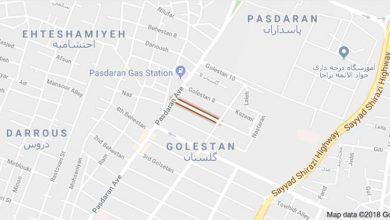 گزارش خبرنگار انصاف نیوز از درگیری گلستان هفتم