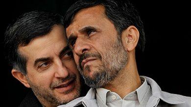 حمود احمدی نژاد و اسفندیار رحیم مشایی