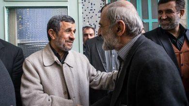 حسین شریعتمداری و محمود احمدی نژاد