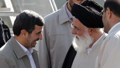 حجت الاسلام احمد علم الهدی - محمود احمدی نژاد
