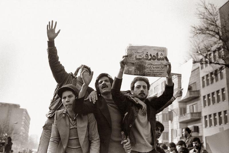 انقلاب ایران در سال 1357