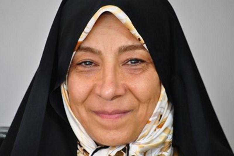 فاطمه اشرفی مدیرعامل انجمن حامی