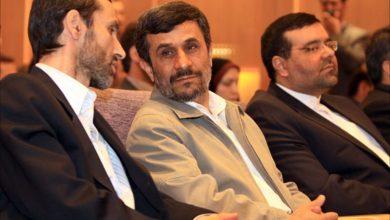روح الله احمدزاده - محمود احمدی نژاد - حمید بقایی