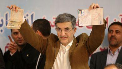 اسفندیار رحیم مشایی رییس دفتر احمدی نژاد در دولت او
