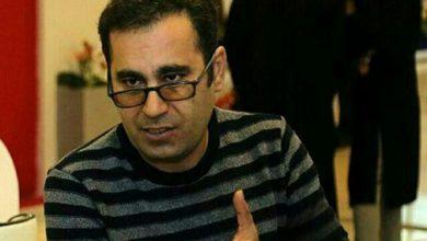 محمد حبیبی ، ادمین کانال کانون صنفی معلمان دستگیر شد