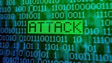 حمله سایبری
