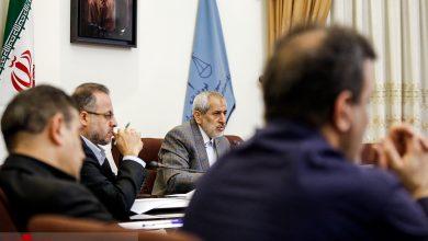 گزارش تصویری | نشست دادستان تهران با مدیران رسانهها