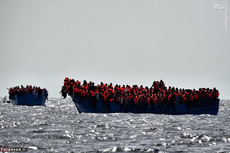 مهجرت یا خروج غیرقانونی روزانه 300 نفر از شمال غرب کشور توسط باندهای قاچاق انسان
