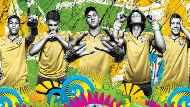 اعلام فهرست نهایی تیم ملی برزیل برای جام جهانی