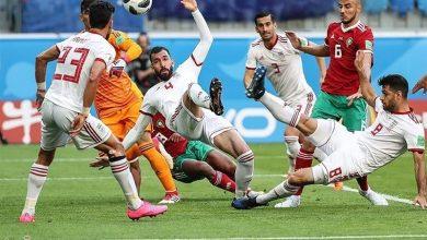 تیم ملی فوتبال ایران در جام جهانی 2018 روسیه
