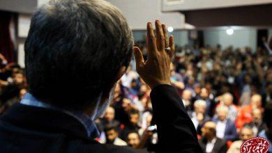 عکسها | سخنرانی احمدی نژاد در تبریز