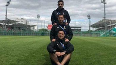قغانی داور فینال جام جهانی