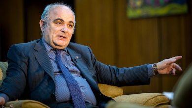 جاگاریان، سفیر روسیه در ایران