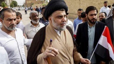 مقتدی صدر - عراق